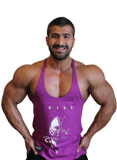 Hoistwear Bane Rise Purple Stringer