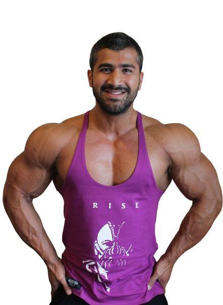 Hoistwear Bane Rise Purple Stringer size M