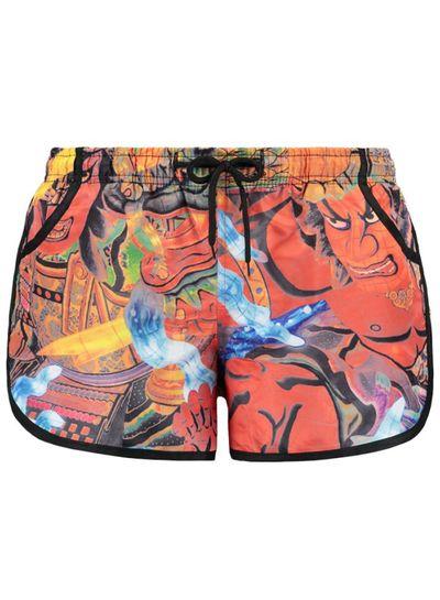 Hoistwear NG Shorts Dragon