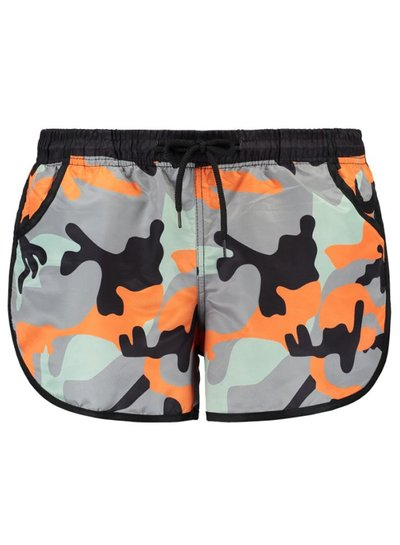 Hoistwear NG Shorts Camo Orange