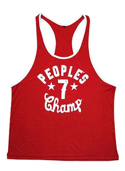 Fight Club People's Champ Red S