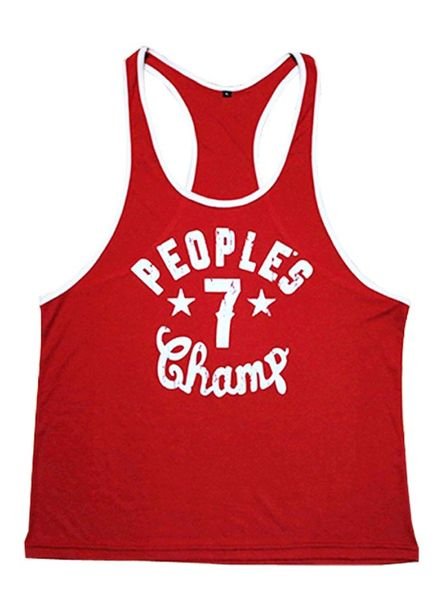 Fight Club People's Champ Red