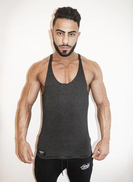 Hoist Striped Black