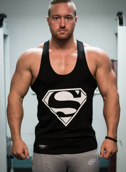 Hoistwear Elite Superman Black
