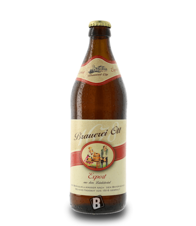 Brauerei Ott Ott Export-Bier