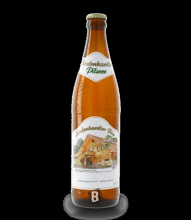 Brauerei Kürzdörfer Lindenhardter Pils