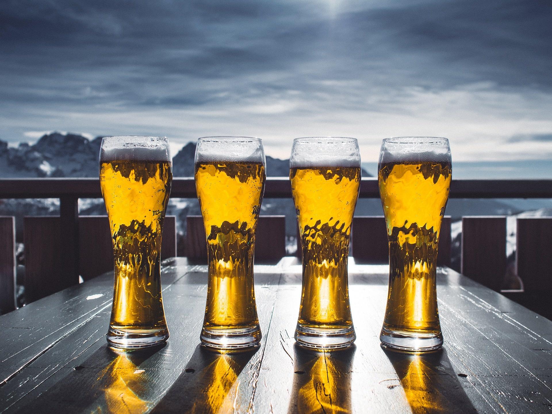 23. April: Der Tag des deutschen Bieres