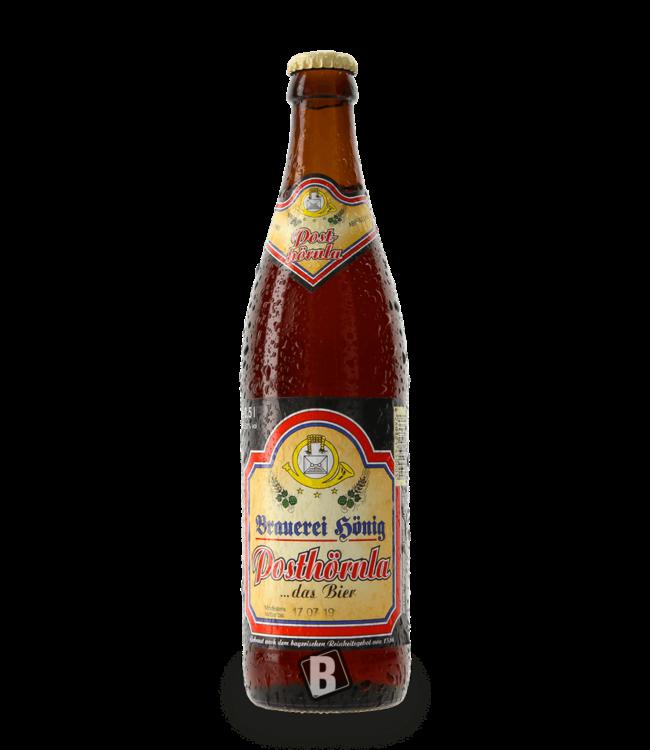 Brauerei Hönig Hönig Posthörnla