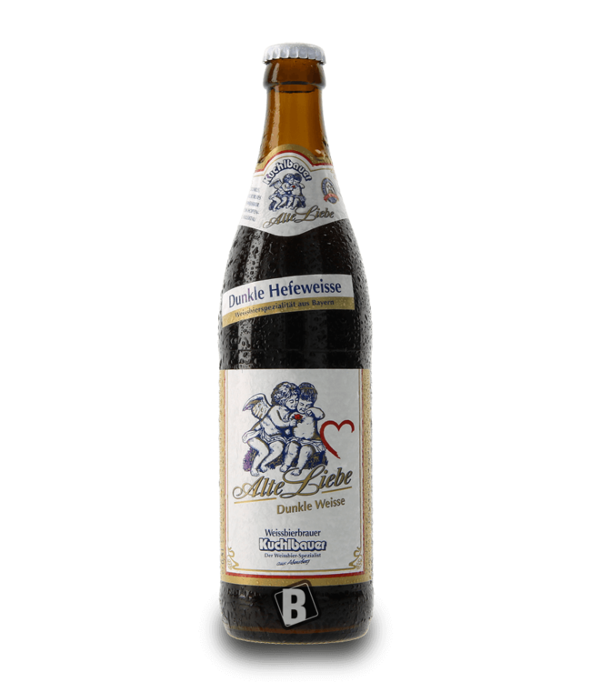 """Brauerei zum Kuchlbauer Kuchlbauer Weißbier """"Alte Liebe"""""""
