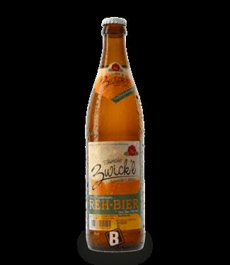 Privatbrauerei Reh Reh Zwickl Beer