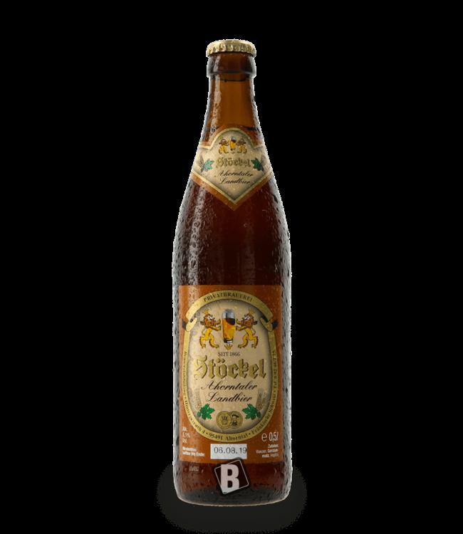 Stöckel Bräu Stöckel - Ahorntaler Landbier