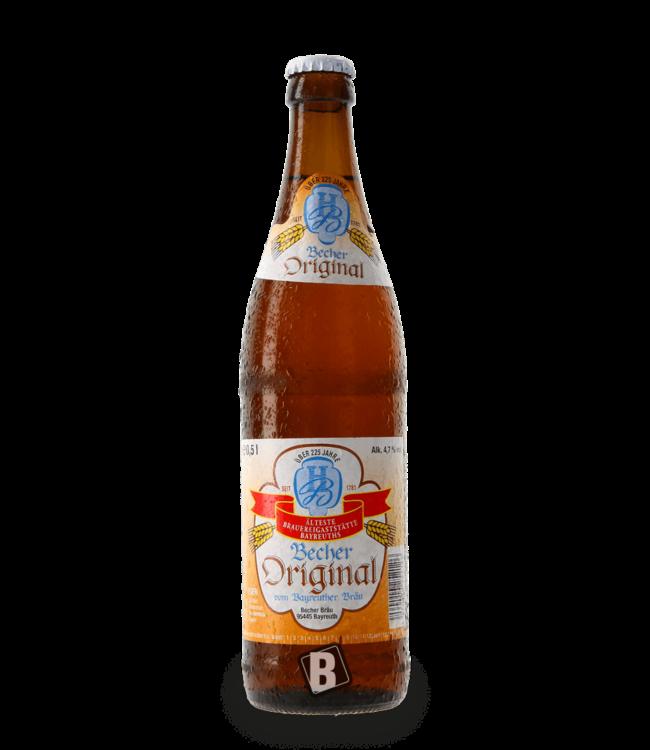 Becher Bräu Becher Original