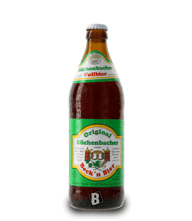 Brauerei Herold Büchenbacher Beck'n Bier