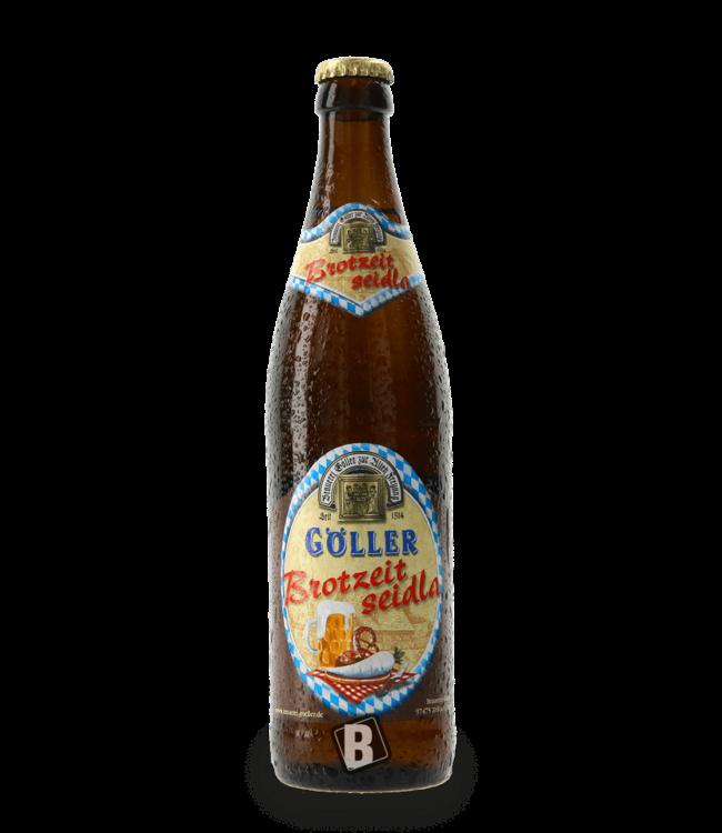 Brauerei Göller Göller Brotzeitseidla