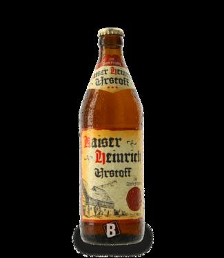 Brauerei Göller Göller - Kaiser Heinrich Urstoff