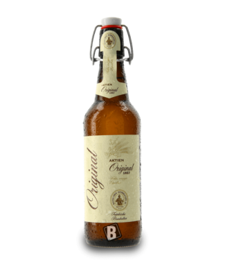 Bayreuther Bierbrauerei AG Aktien Original 1857
