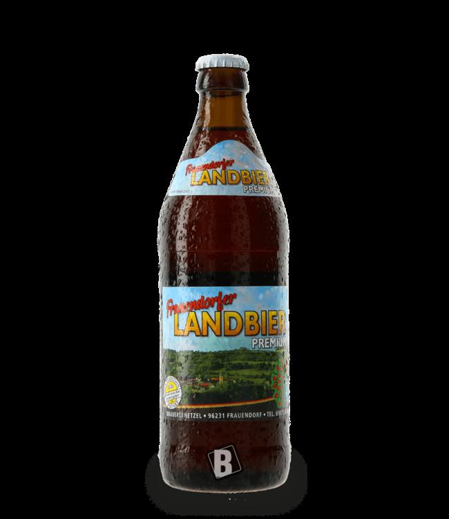 Brauerei Hetzel Frauendorfer Premium Landbier