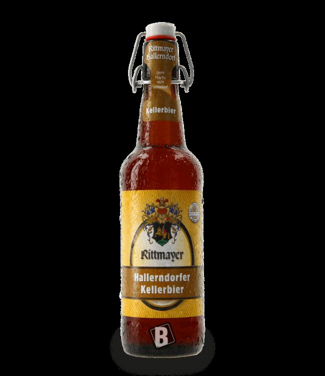 Brauerei Rittmayer Hallerndorfer Kellerbier