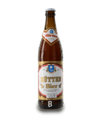 Brauerei Hütten Hütten Märzen