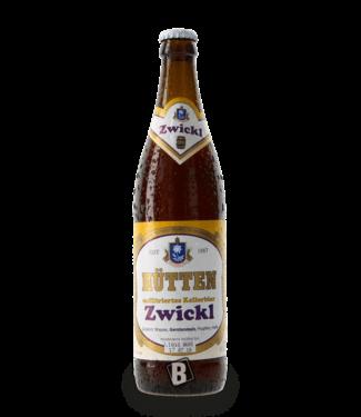 Brauerei Hütten Hütten Zwickl