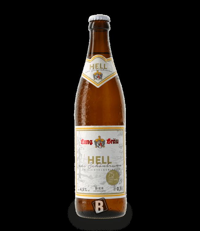 Lang-Bräu Langbräu Hell
