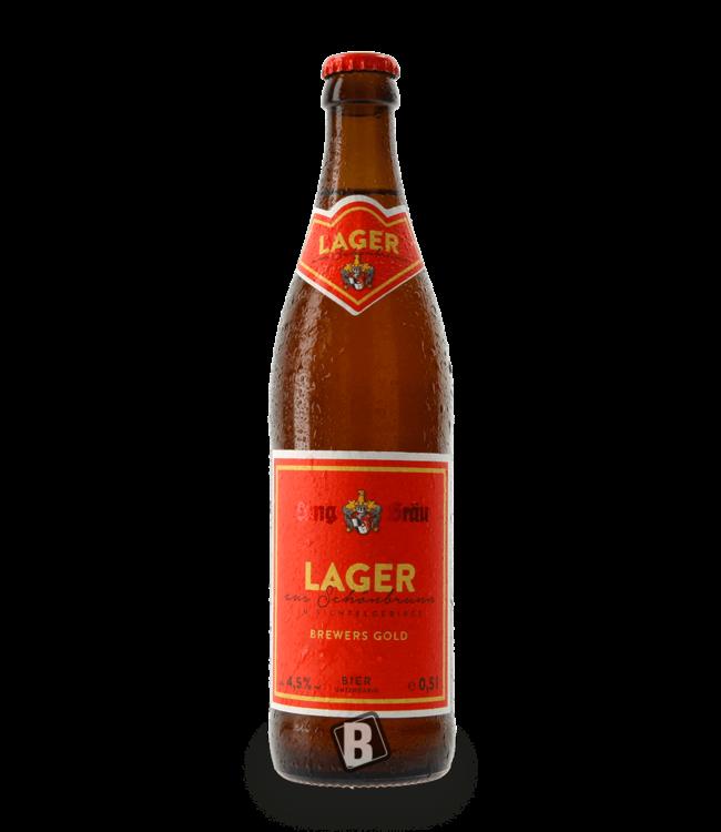 Lang-Bräu Langbräu Lager