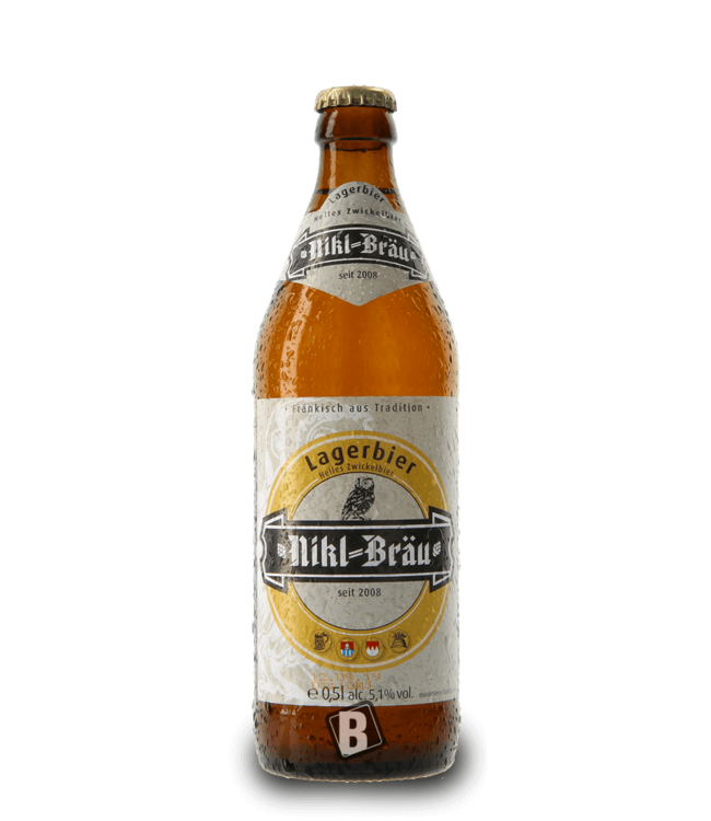 Nikl-Bräu Nikl Lagerbier Zwickl