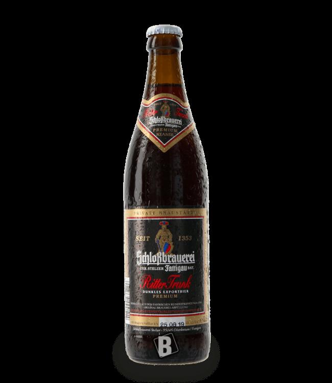 Schlossbrauerei Stelzer Stelzer Ritter Trunk