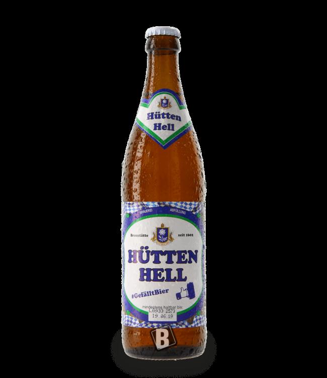 Brauerei Hütten Hütten Hell
