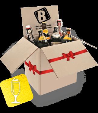 Beer package Pilsner - gift package