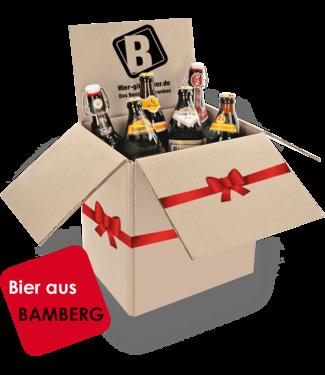 Beer package Bamberg - gift package
