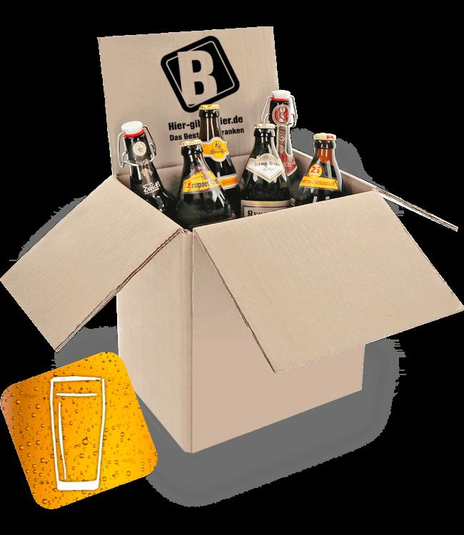 Bierpaket Lager