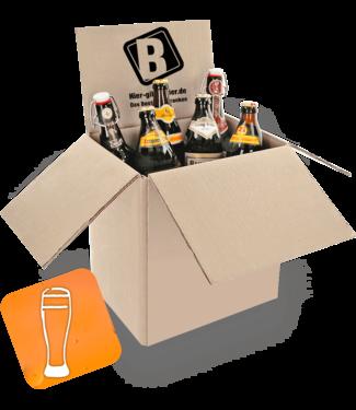 Beer package wheat beer