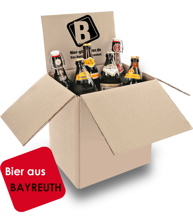 Beer package Bayreuth