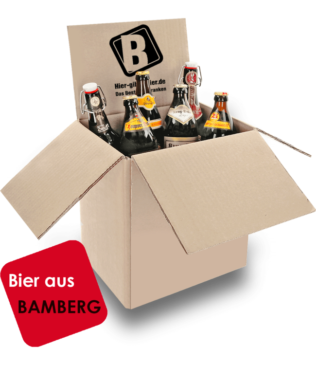 Beer package Bamberg