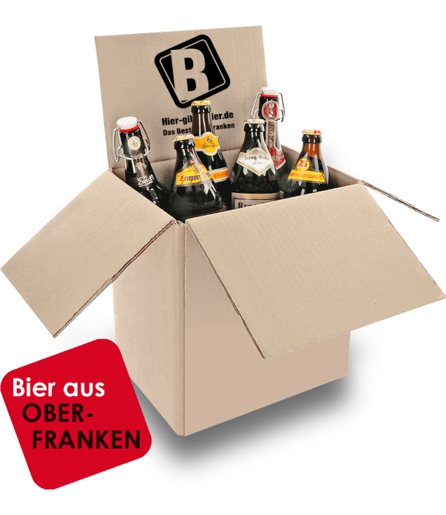 Beer package Oberfranken