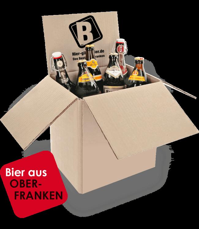 Bierpaket Oberfranken