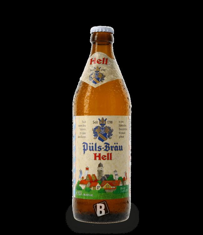 Weismainer Püls-Bräu Weismainer Hell