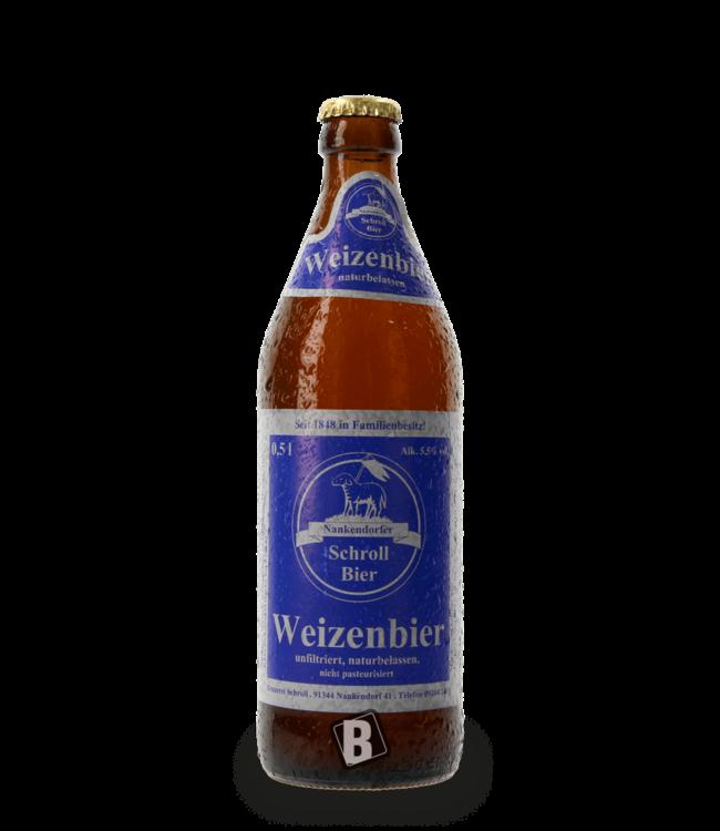 Brauerei Schroll Nankendorfer Weizenbier