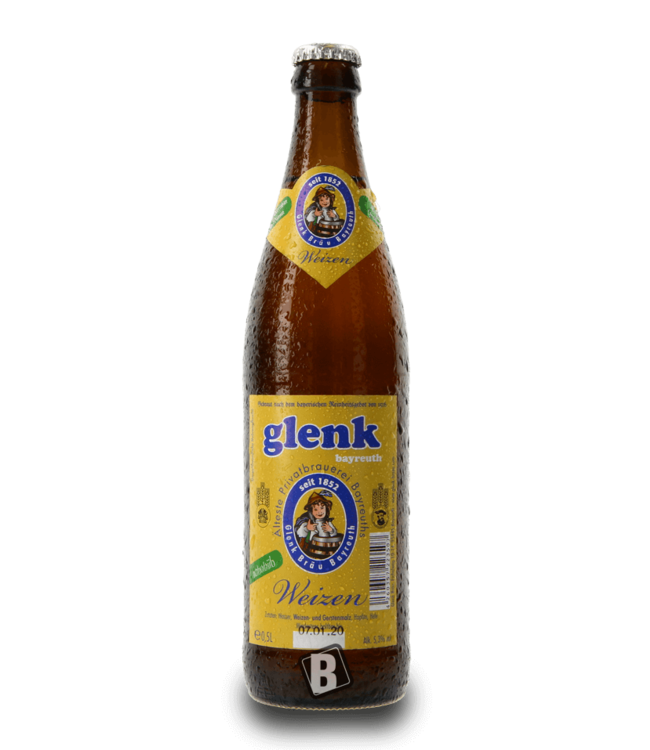 Glenk Bräu Glenk Wheat Beer