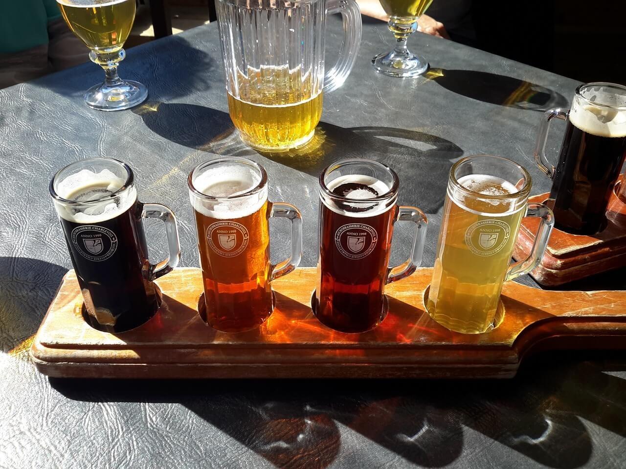 Bierverkostungsanleitung - Bier richtig genießen