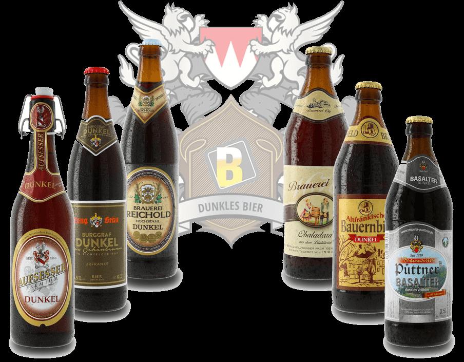 Dunkles Bier