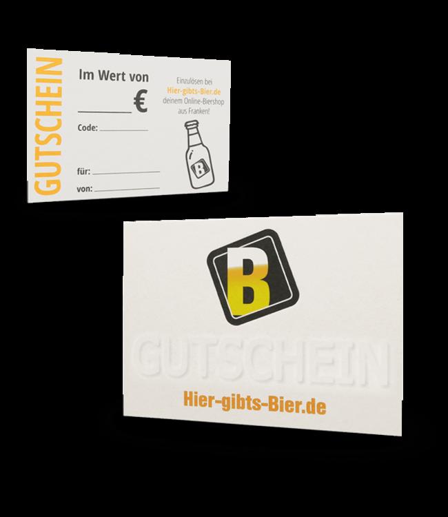 Gutschein 15 EUR