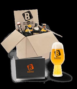 Bier-Verkostungsset