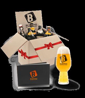 Geschenkpaket Bierverkostung