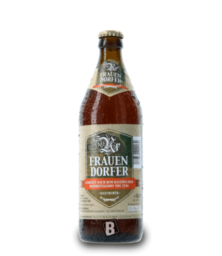 Brauerei Hetzel Frauendorfer Naturtrüb