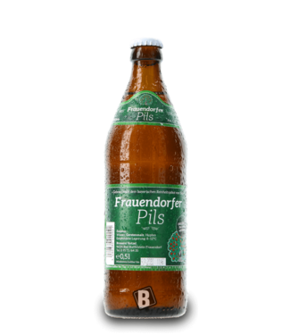 Brauerei Hetzel Frauendorfer Pils