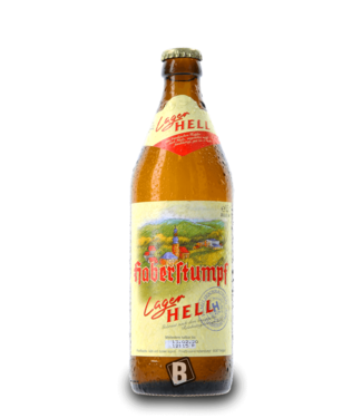 Brauerei Haberstumpf Haberstumpf Lager Hell