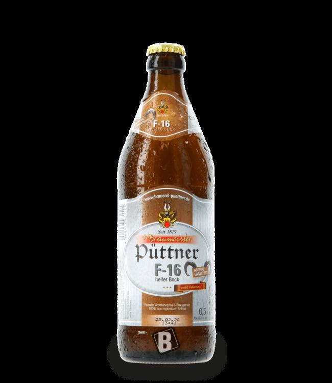 Brauerei Püttner Püttner - F16