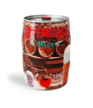Brauerei Grasser Huppendorfer Vollbier - 5 Litres